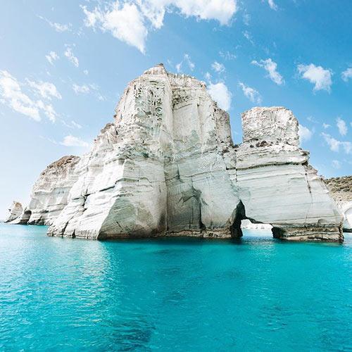 Milos Rocks