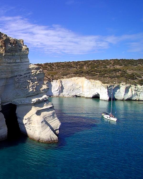 Milos Shared Cruise